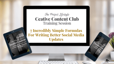 """""""7 Incredibly Simple Formulas For Writing Better Social Media Updates """""""