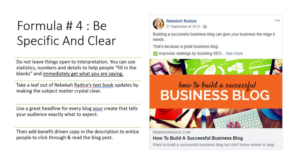 """7 Incredibly Effective Formulas For Writing Better Social Media Updates"""