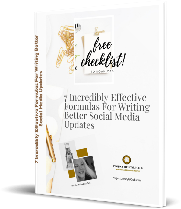 """""""7 Incredibly Effective Formulas For Writing Better Social Media Updates"""""""