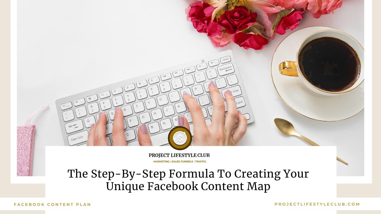 """Ultimate Facebook Content Plan"""