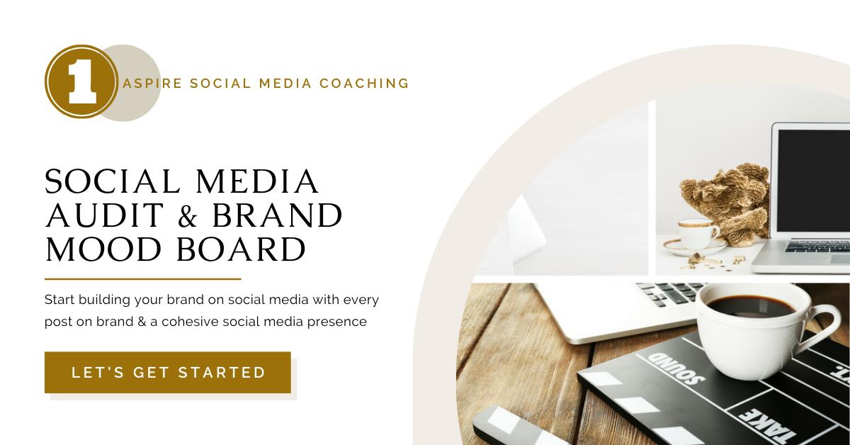 """""""Aspire Social Media Coaching Course"""""""
